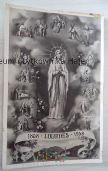 Lourdes 1858-1958