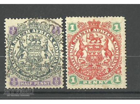British South Africa Company.