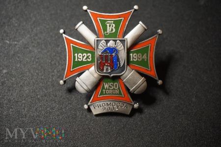 Duże zdjęcie Absolwent Wyższej Szkoły Oficerskiej - Toruń 2002