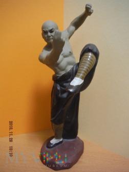 wojownik kung -fu