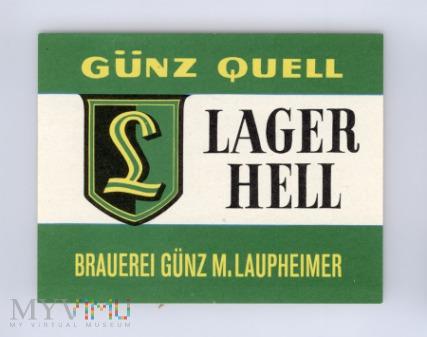 Gunz Quell Lager Hell