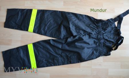 Kombinezon ochronny policji - spodnie