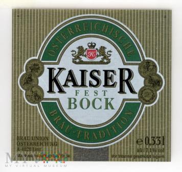 Kaiser, Fest Bock