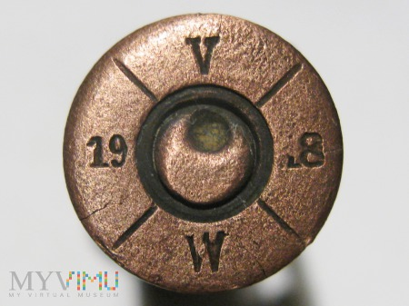 Łuska 8x50R Mannlicher M.95 [V/19/18/W]