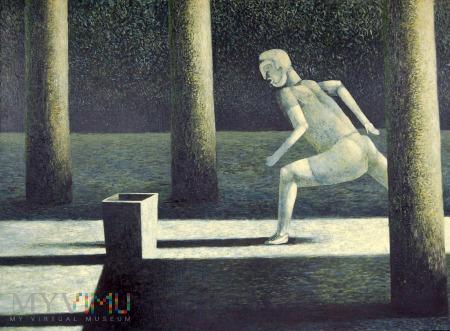 Andrzej Tobis - Podobno biega również nocą