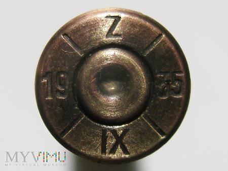 Łuska 7,92x57 Mauser Vz 34 [Z/19/35/IX]