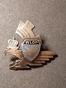 Odznaka Brygady Artylerii Przeciwlotniczej Gdynia