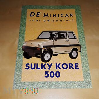 Prospekt Casalini Sulky Core 500