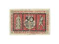 Notgeld - Bielefeld - 50 pfennig 1918r. Odm. I