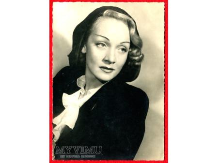 Marlene Dietrich Marlena Editions O.P. Paris