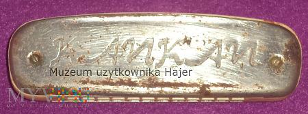 Kankan Melodia Made in Poland - Harmonijka