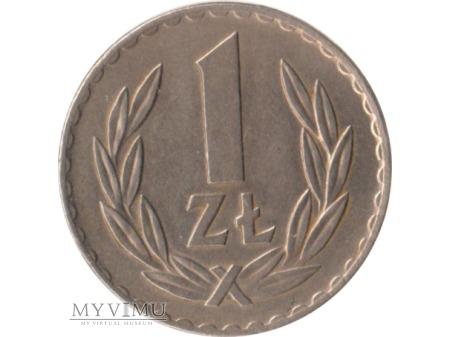 1 złoty 1949 rok CuNi