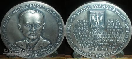 Duże zdjęcie 014. WACHNOWSKI-Pułkownik Jan Ziemski