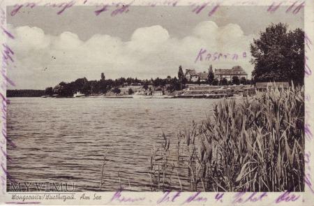 Jezioro Durowskie - Wągrowiec