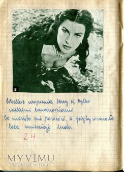 Brigitte Bardot Gina Lollobrigida scrapbooking