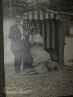 Zdjęcia z albumy rodziny niemieckiej z Breslau