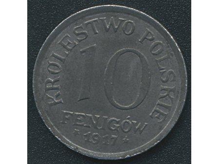 10 fenigów 1918