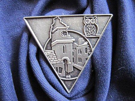 Odznaka 1CIE Localite typ II