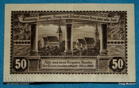 50 Pfennig 1921 (Notgeld)