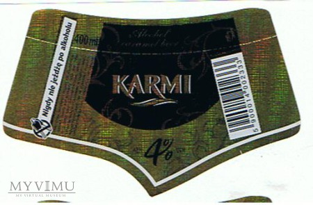 karmi alcohol caramel beer