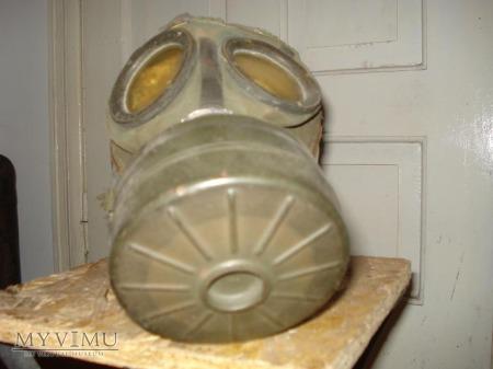 Duże zdjęcie Maska przeciwgazowa niemiecka - M30