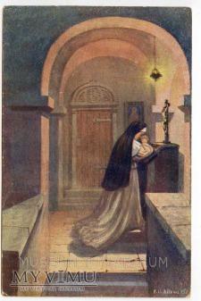 Belawski - zakonnica - modlitwa wieczorna