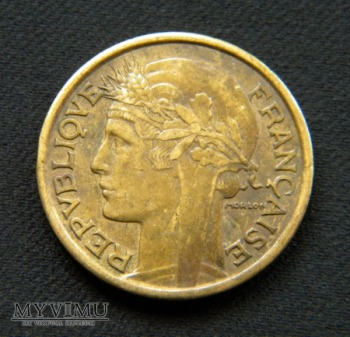 2 Francs 1940