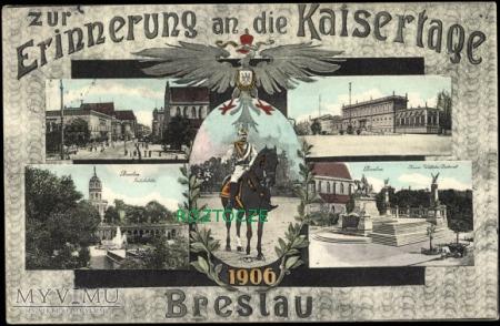 WROCŁAW Breslau