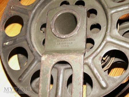 """nawijak na kabel 1938 """"nirona-werke beierfeld"""""""