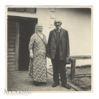 Leśniczówka NIEMSTÓW VIII-1933