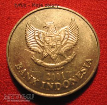 100 RUPIAH - Indonezja (2001)