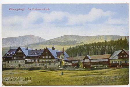 Karpacz, Teichmann - Baude lata 20-te