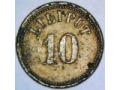 Zobacz kolekcję monety zastępcze i żetony