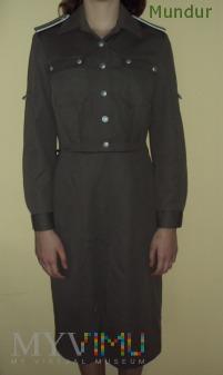 Sukienka DDR