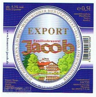 jacob export