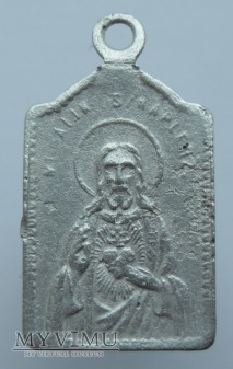 Medalik szkaplerzny wzór 3