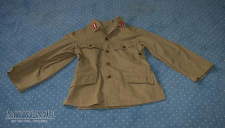 Japoński mundur tropikalny Typ 89 1943