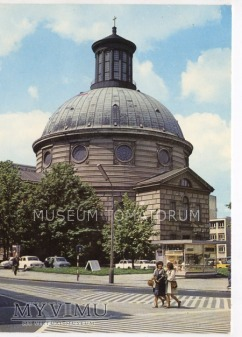 W-wa - Kościół ewangelicko-augsburski - 1985