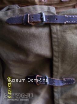 "TORNISTER NIEMIECKI M39 - ""SIERŚCIUCH"" 1942 rok"