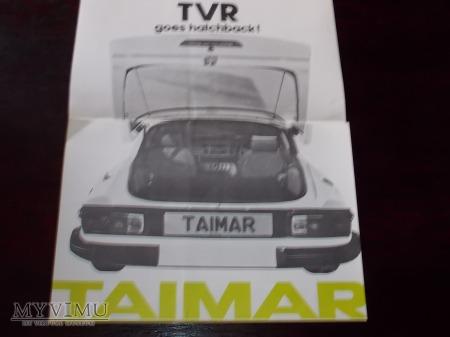 Prospekt TVR TAIMAR