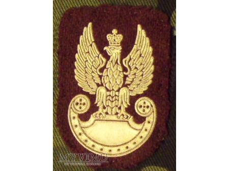 Orzełek z beretu WPD wz.93 (guma)