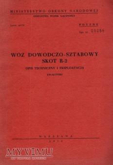 Duże zdjęcie SKOT R-2. Załączniki z 1972 r.