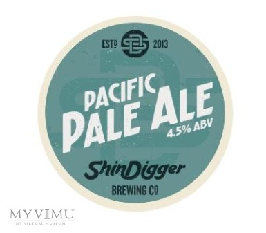 ShinDigger brewing - pacific pale ale