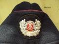 Damska sukienna furażerka strażacka DDR
