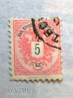 Austria 5 Krajcar austro-węgierski