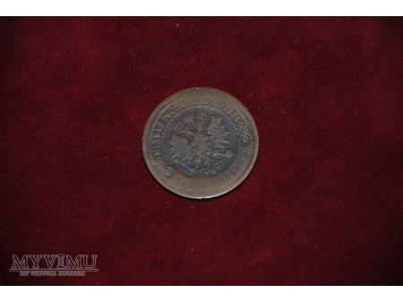 5 kopiejek - 1869