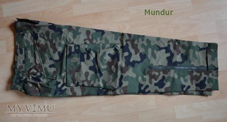 Ubranie ochronne 128/MON KAMA 2004 - spodnie