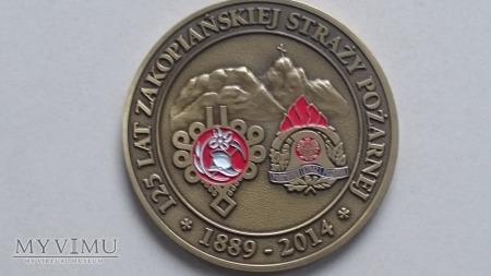 125 Lat Zakopiańskiej Straży Pożarnej