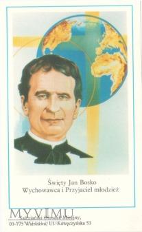 Obrazek św. Jan Bosko