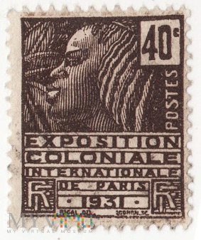 France 1931 Expedition Coloniale